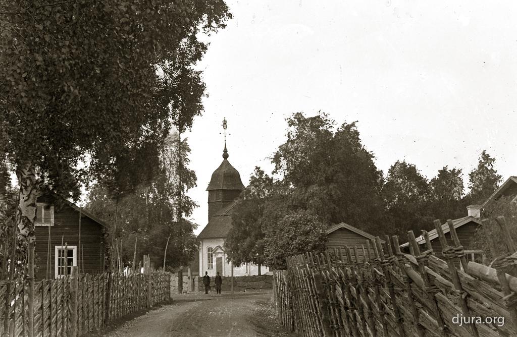 Djura Kyrka, 1892